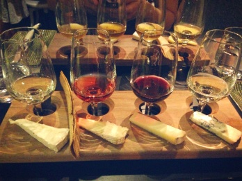 Cheese & Wine Tasting Flight $18